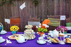 party idea themes for adults | Birthday Tea Party Ideas | Happy Party Idea