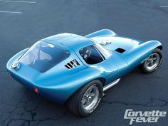 The Chevrolet Cheetah Coupe (1963-64).