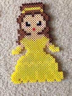 Belle perler beads by Amy Johnson Castro