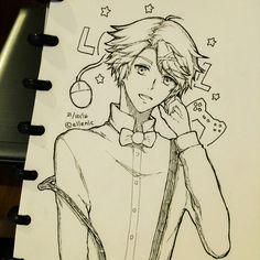 Yoosung sketch
