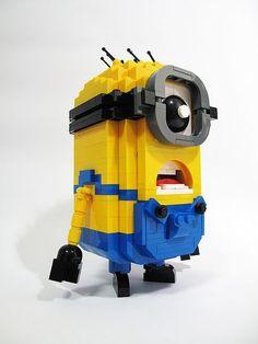 LEGO Minion!