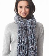 Arm Knit Swift Scarf