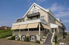Kleinschalig hotel aan zee in Noordwijk.
