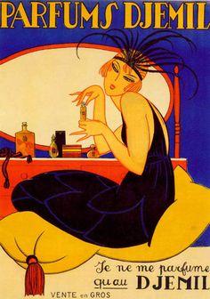 Original Vintage Poster Leonetto Cappiello Bitter Campari Art Deco ...