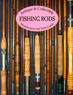 Antique Bamboo Rod   Bamboo Fly Rod