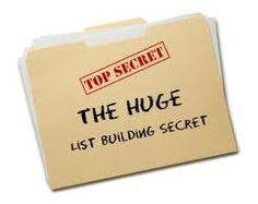 What Are The Benefits Of List Building?  http://workwithjoanharrington.com/highly-recommended/what-are-the-benefits-of-list-building/