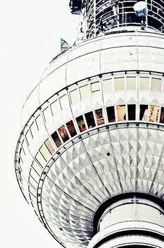 #fernsehturm up close. #berlin #germany