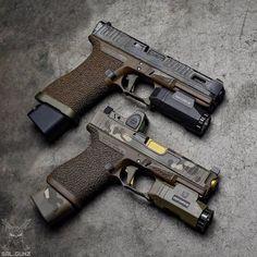 Tactical Pistol, Tactical Shotgun, 9mm Pistol, Tactical Gear, Tactical Survival, Glock Guns, Weapons Guns, Guns And Ammo, Ar Rifle