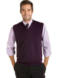 Robert Talbott Carmel New Purple Brown Mens Large L Wool Sweater ...