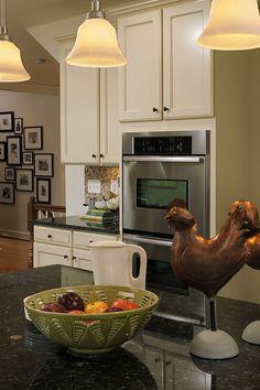 Kitchen #ModelHome