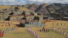 FOTOS: el Inti Raymi convocó a más de 60 mil personas durante su recorrido por el Cusco