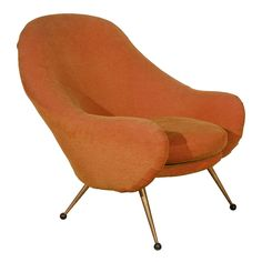 Marco Zanuso for Artflex, Martingala Arm Chair, 1950s