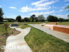 Skater Maps, showcasing Melbourne's best and worst skateparks with interactive virtual tours. Find your local skatepark and discover more skateparks in the area with the worlds most comprehensive skatepark database. Skate Park, Virtual Tour, Maps, Sidewalk, Tours, World, Places, Diy, Blue Prints