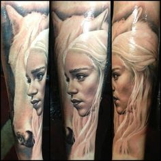 30 epic Game of Thrones fans tattoos