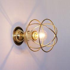 marine bracket polished(NIS-50) 照明(ライト)・ランプ LAMPLAMP 通販|Creema(クリーマ) ハンドメイド・手作り・クラフト作品の販売サイト