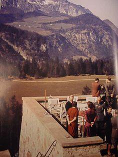 Le Berghof, Hitler's private residence