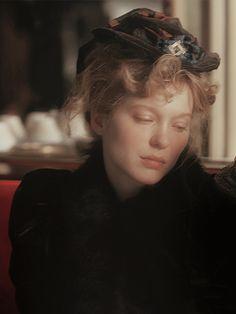 s-e-y-d-o-u-x:  Léa Seydoux as Célestine in Diary of a Chambermaid (2015).
