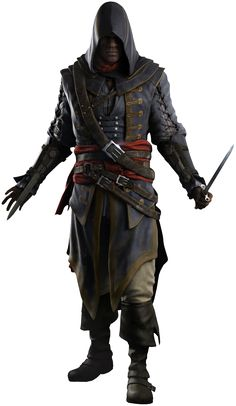 "I got Adéwalé from ""Assassin's Creed IV: Black Flag""! Which ""Assassin's Creed"" Assassin Are You?"