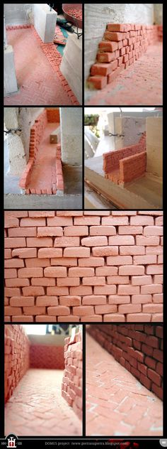 Domus project 7: Brick walls (part I) by Wernerio on deviantART