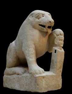 Carthage, Ancient Greek, Spain, Lion Sculpture, Culture, Statue, Antiques, Ian Gibson, Museums
