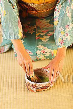 Japanese tea ceremony, Sado 茶道