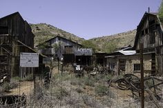 Gold King Mine Ghost Town                                                                                                                                                                                 More