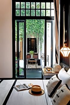 The Siam hotel in Bangkok is a heritage-style sanctuary meets art deco fanatasy and one of the most beautiful design hotels.