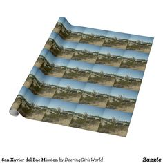 San Xavier del Bac Mission Wrapping Paper