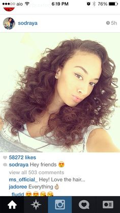 Draya hair is all that