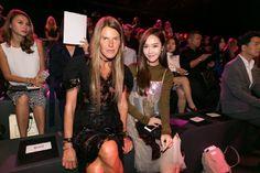 Jessica at New York Fashion Week | Koogle TV