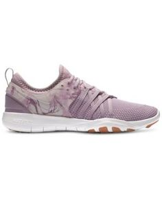 95faf3cf0d50 Nike Women s Free TR 7 Training Sneakers from Finish Line   Reviews -  Finish Line Athletic Sneakers - Shoes - Macy s
