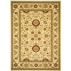 Amazon.com - Safavieh Lyndhurst Collection LNH212L Area Rug, 9-Feet by 12-Feet, Ivory