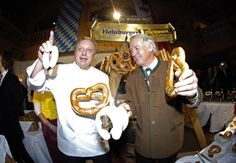 Weisswurstparty (via @stanglwirt) - www.stanglwirt.com Ronald Mcdonald, Party, Fictional Characters, Celebrations, Fantasy Characters, Receptions, Parties