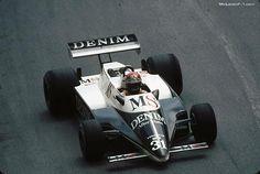 1980 Osella FA1 - Ford (Eddie Cheever)