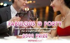 Win $500 for a night out with your husband or girlfriends!!! - MyCouportiera