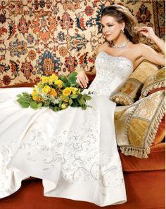 Private Label Wedding Dress $600