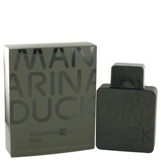 Mandarina Duck Black  3.4 oz Cologne by Mandarina Duck for Men