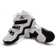 a296a6ee13c Fitted For Adidas Top Ten 2000 Mens Basketball Shoes - White Black  67.90  go to