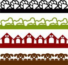 free decorative borders scan n cut - Google Search                                                                                                                                                      More