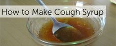 Cough Syrup    1/4 tsp cayenne pepper  1 tsp fresh grated ginger OR 1/4 tsp ground ginger  1 clove garlic, grated (optional)  2 Tbls raw honey  1 Tbls apple cider vinegar  2 Tbls water (optional)