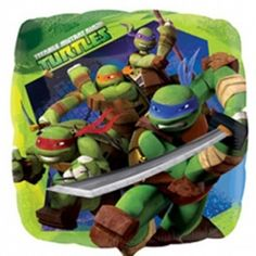 Teenage Mutant Ninja Turtles 18""