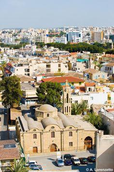 Cyprus Lefkosia Agios Savvas Church