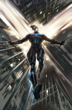 Nightwing , IVAN TAO