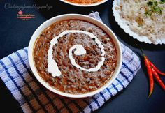 Daal Makhani is popular North Indian dish, And it is very Creamy and rich in flavor. Because of the so much Cream in this Daal, We can not make it in our daily meal, It can be make on special occasions. Well, whenever you go for North Indian restaurant, most of the people order Makhni daal or Daal fry .....Yeah, I know your mouth is watering, What to do...This daal is sooooo delicious and rich in taste....I am not so fond of this much heavy food in my daily meal, once in a month, Yaa Yaa…