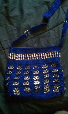 Soda tab purse ♡
