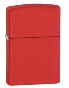 Classic Red Matte Zippo Lighter