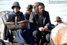 'Hell on Wheels' EP John Wirth explains the recasting of Cullen's bride — FIRST LOOK | EW.com