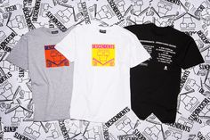 The Hundreds x Epitaph Records Collection 2016
