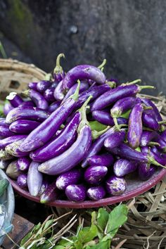 How to Cook Eggplant | HGTV Gardens: http://blog.hgtvgardens.com/eggplant-101-how-to-cook-this-perplexing-purple-veggie/?soc=pinterest