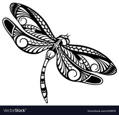 Dragonfly clipart brown wing - pin to your gallery. Explore what was found for the dragonfly clipart brown wing Dragonfly Tattoo Design, Tattoo Designs, Dragonfly Art, Dragonfly Drawing, Dragonfly Jewelry, Compass Tattoo, Dragonfly Clipart, Dragonfly Silhouette, Printable Tattoos